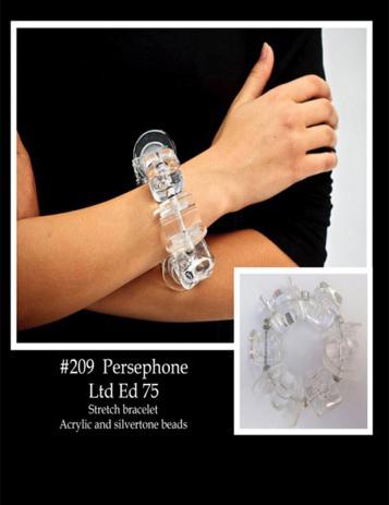 Judith Hendler Persephone Bracelet Item # 209B