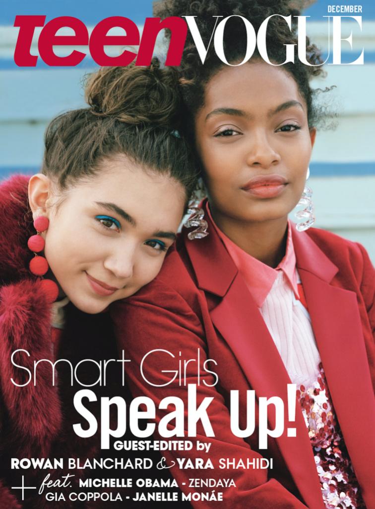Teen Vogue December 2016